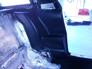 1/4 rear panels