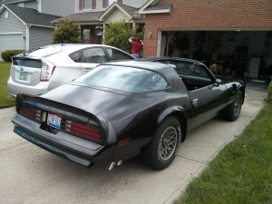 Trans Am On the Road