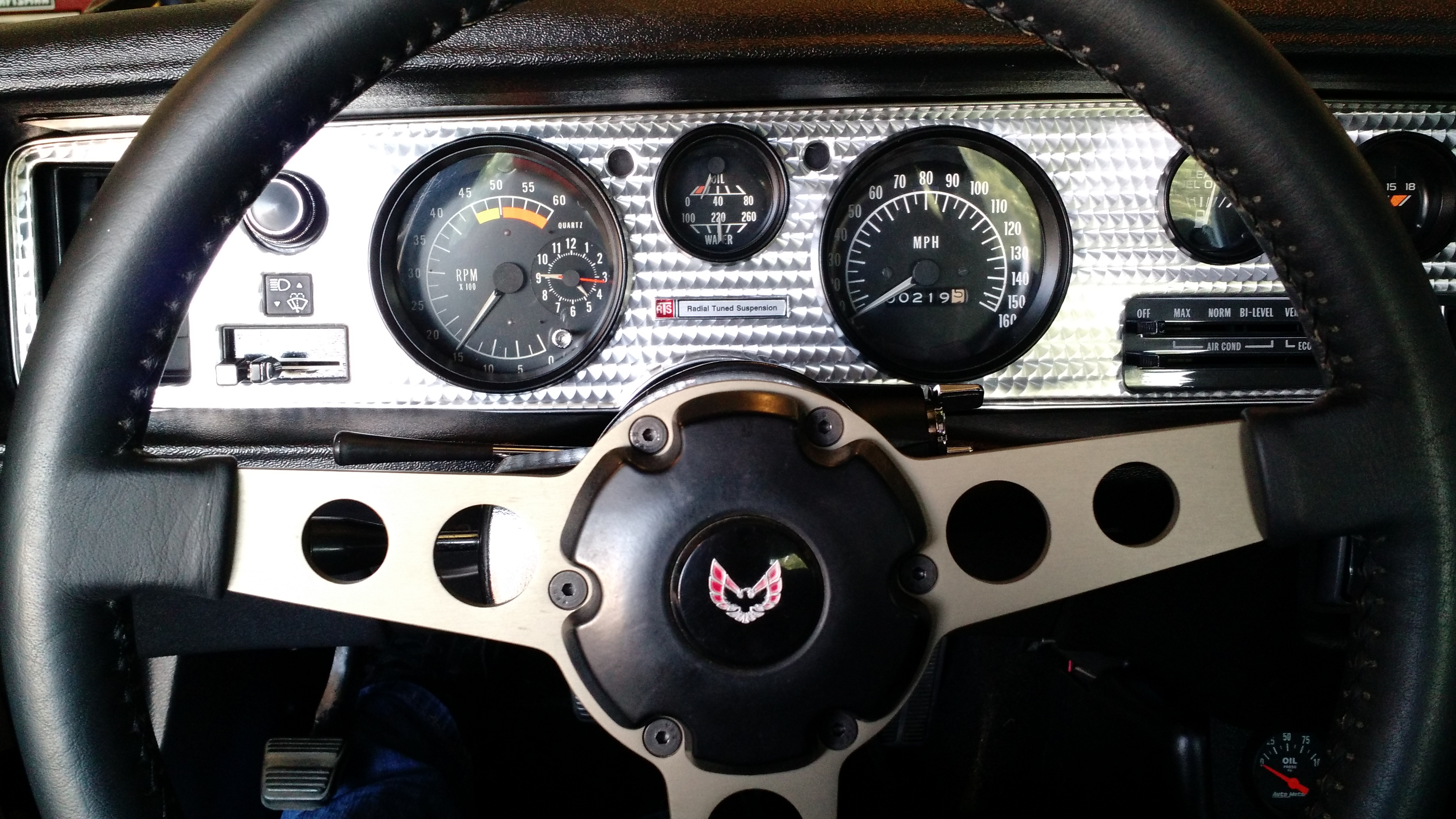 FiTech Throttle Body Go EFI 4 Installed in Project Trans Am – Mods ...