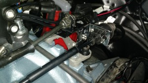 FiTech Throttle modifications