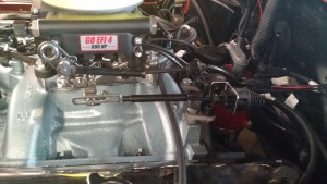 Fitech Throttle Body Go Efi 4 Installed In Project Trans
