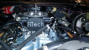 FiTech on Pontiac 400 in Trans Am