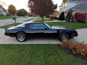 Trans Am with Pro Touring F Body GT suspension