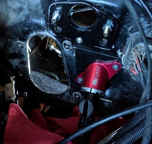 Adding hydraulic clutch to 2nd Gen Firebird Trans Am / Camaro