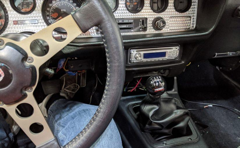 Installing a brand new T56 (Tremec Magnum 6 speed) into a 2nd Gen Firebird Trans Am with Pontiac V8